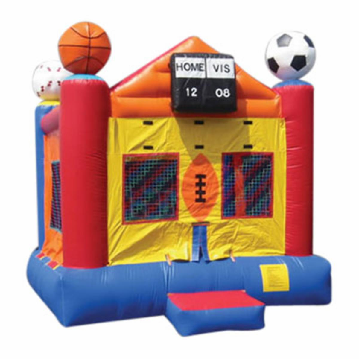 Kidwise Sports Arena III Commercial Grade Bounce House   Commercial Inflatables