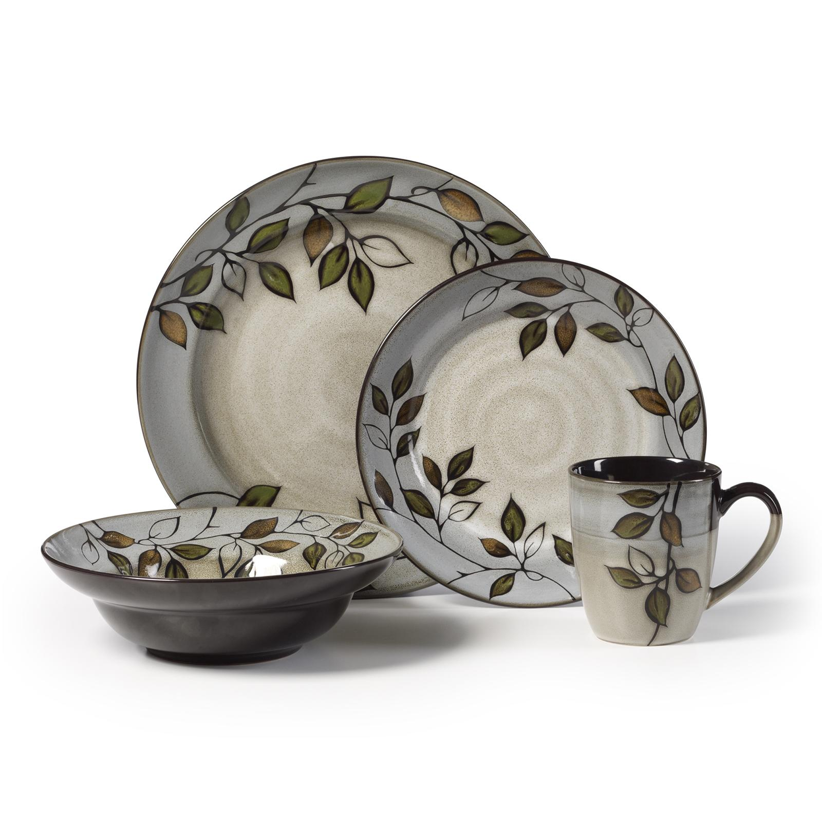 Patterned Dinnerware Sets Amazing Decorating
