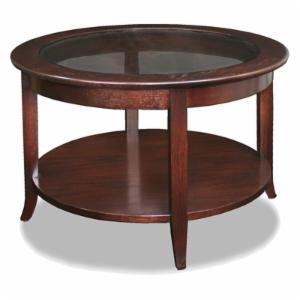 Leick 10037 Favorite Finds Round Coffee Table