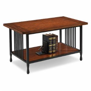 Leick Furniture Ironcraft Condo/Apartment Coffee Table