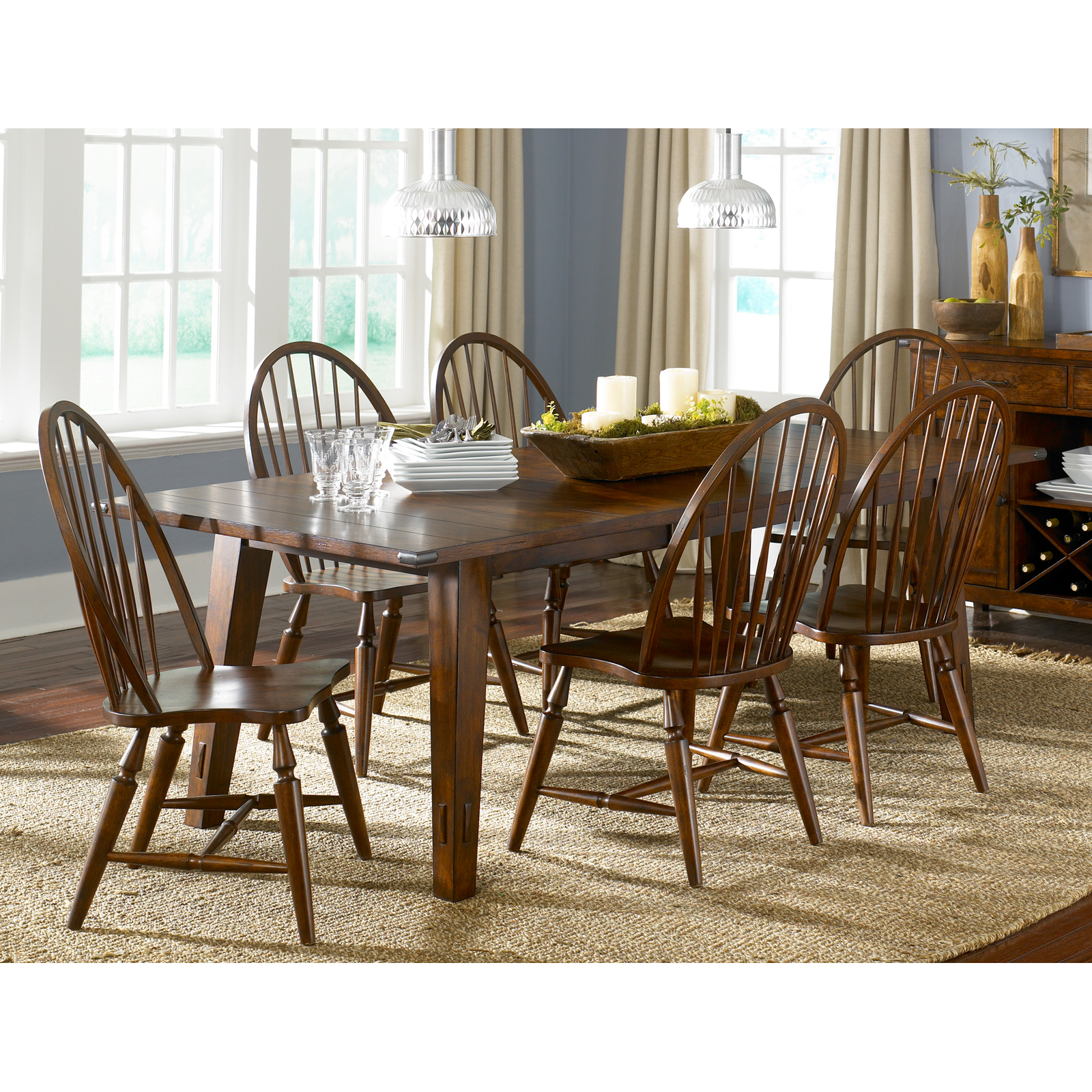 Liberty Furniture Brady Counter Height Dining Table