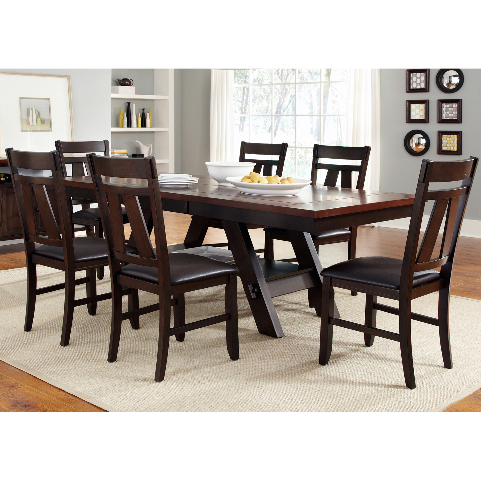 A r t furniture greenpoint oval dining table in coffee bean - A R T Furniture Greenpoint Oval Dining Table In Coffee Bean 9