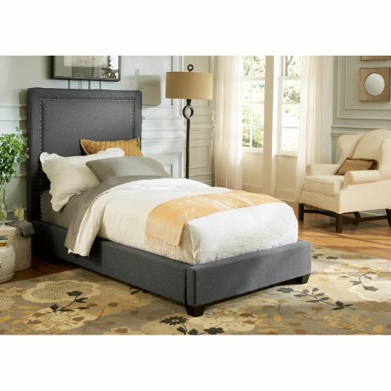 Liberty Furniture Upholstered Youth Panel Bed