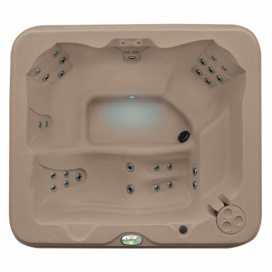 Geo Spas 5 Person Rotomold Plug and Play Spa with 30 Jets