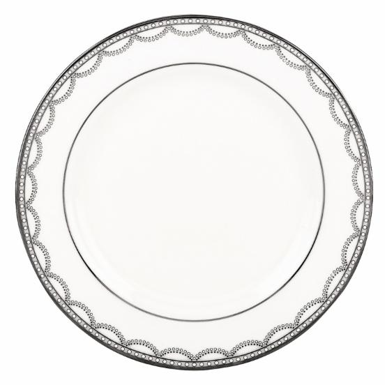 Lenox Iced Pirouette Butter Plate - Set of 2