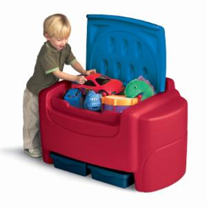 Little Tikes Sort n Store Toy Chest - Primary Colors