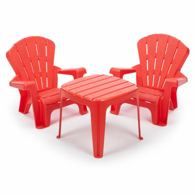 Little Tikes Garden Table and Chairs Set - 643736M