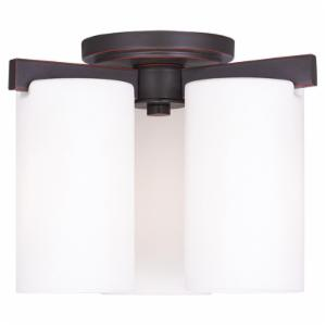 Livex Astoria 1324 Flush Mount