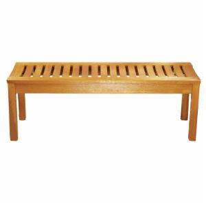 Achla Designs Backless Wood Bench