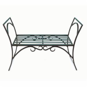 Achla Designs Arbor Bench - 41 in. Wrought Iron