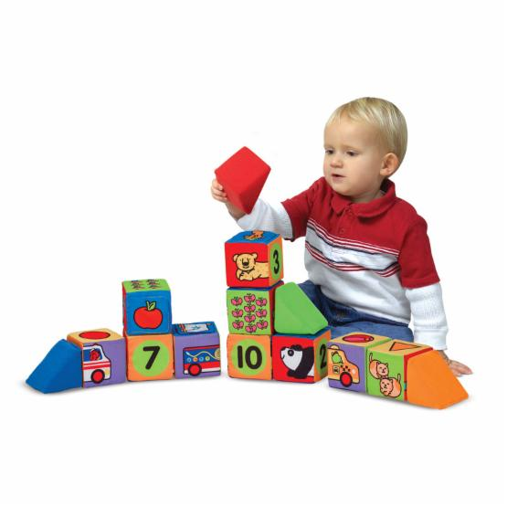 Melissa and Doug Block N Learn