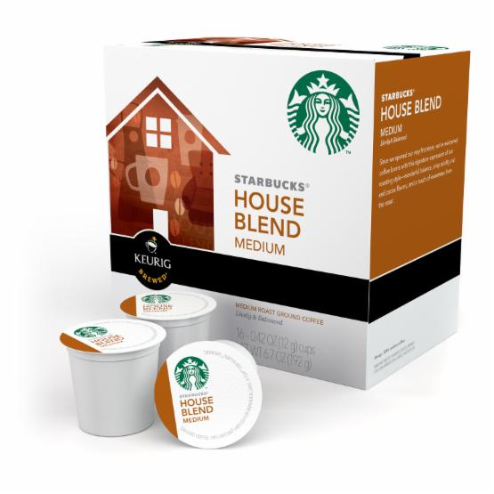 Keurig Starbucks House Blend K-Cups - 96 pk.
