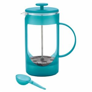 BonJour 33.8 oz. Ami-Matin Unbreakable Blue French Press