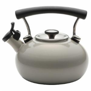 EOS 2 qt. Stainless Steel Whistling Tea Kettle