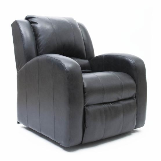 Mega Motion Harris 3 Position Media Lift Chair - Onyx - DO NOT USE
