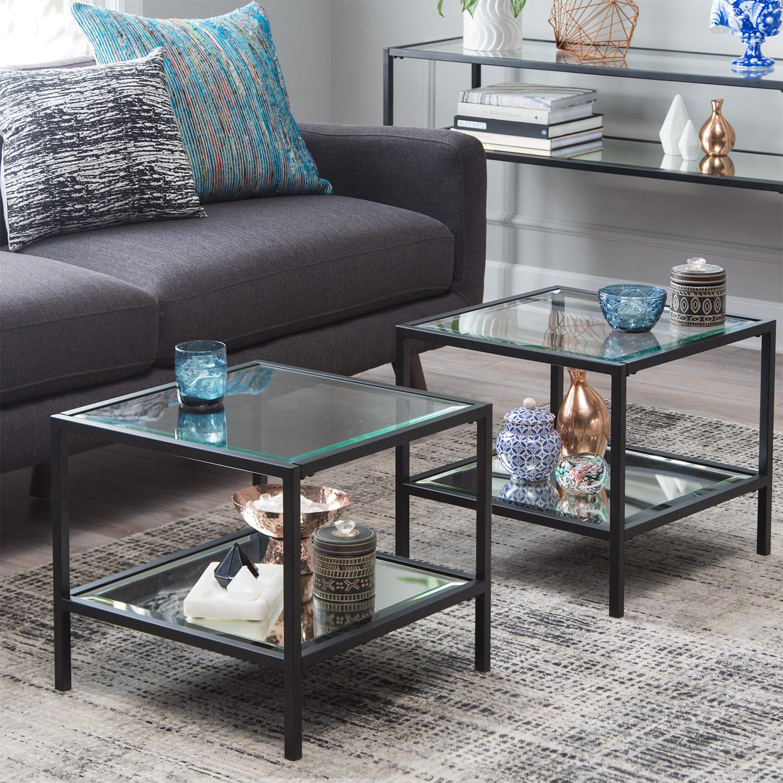 Bunching coffee tables Tables