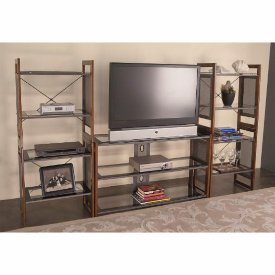 Calico Designs Office Line Entertainment Center - Sonoma Brown