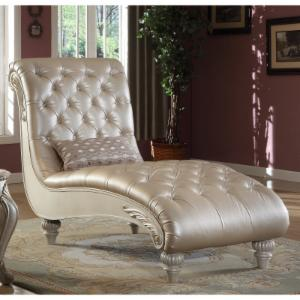Meridian Furniture Inc Marquee Indoor Chaise Lounge
