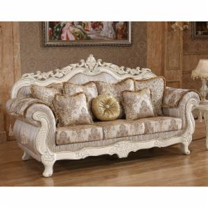 Meridian Furniture Inc Serena Sofa with Accent Pillows