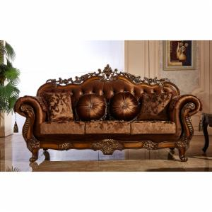 Meridian Furniture Inc Napoli Sofa with Accent Pillows