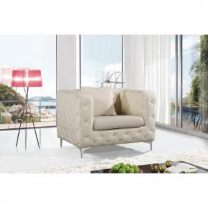 Meridian Furniture Inc Scarlett Velvet Chair