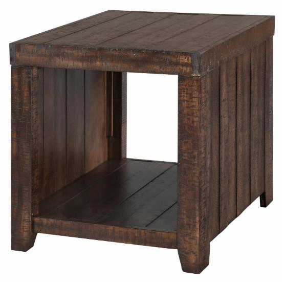 Magnussen Caitlyn Rectangle End Table