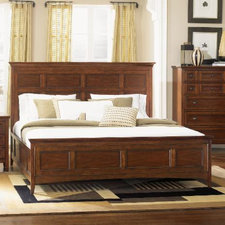 Magnussen Harrison Low Profile Bed Set