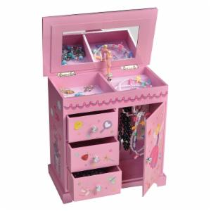 Mele & Co. Krista Musical Dancing Fairy Jewelry Box - 9.5W x 9H in.