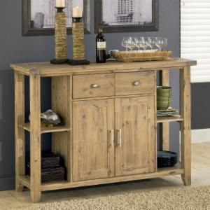 Modus Autumn Solid Wood Sideboard - Cider