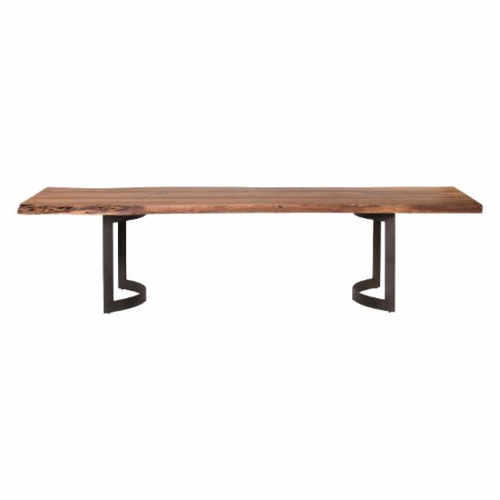 Moes Home Bent Dining Table