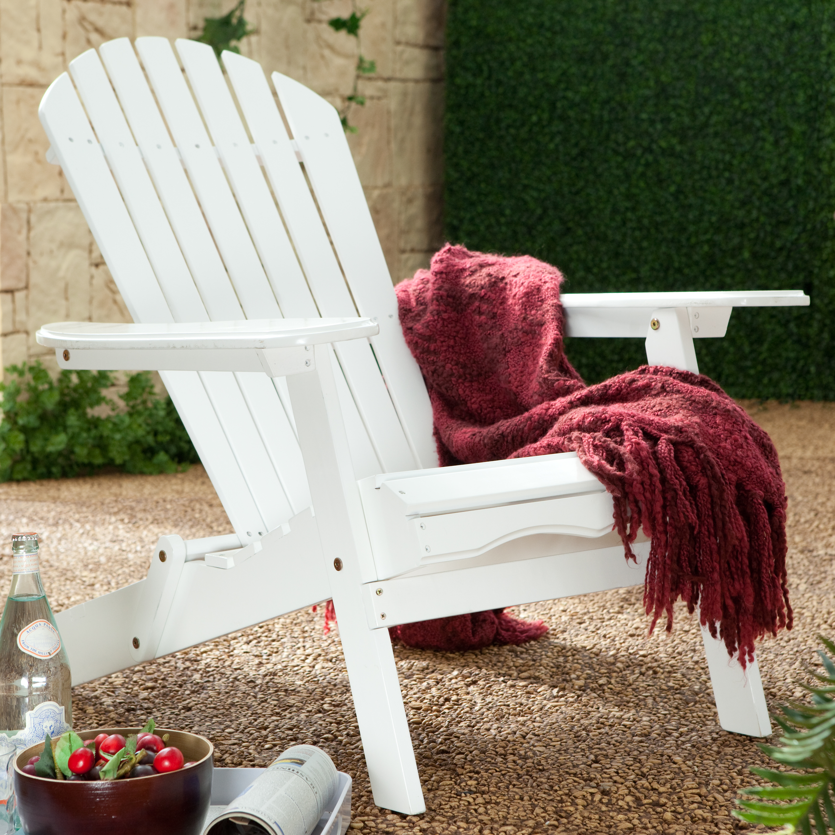 cape cod foldable adirondack chair