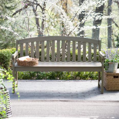 Outdoor Benches on Hayneedle Best Variety of Patio Benches for Sale