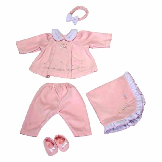Molly P. Apparel Isabella 21 in. Doll Ensemble