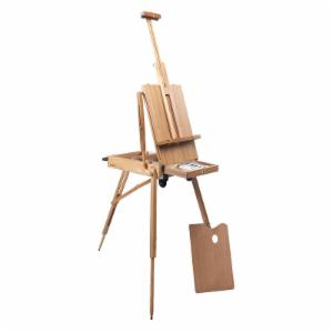 Martin Universal Rolling Rivera French Sketch Box Easel