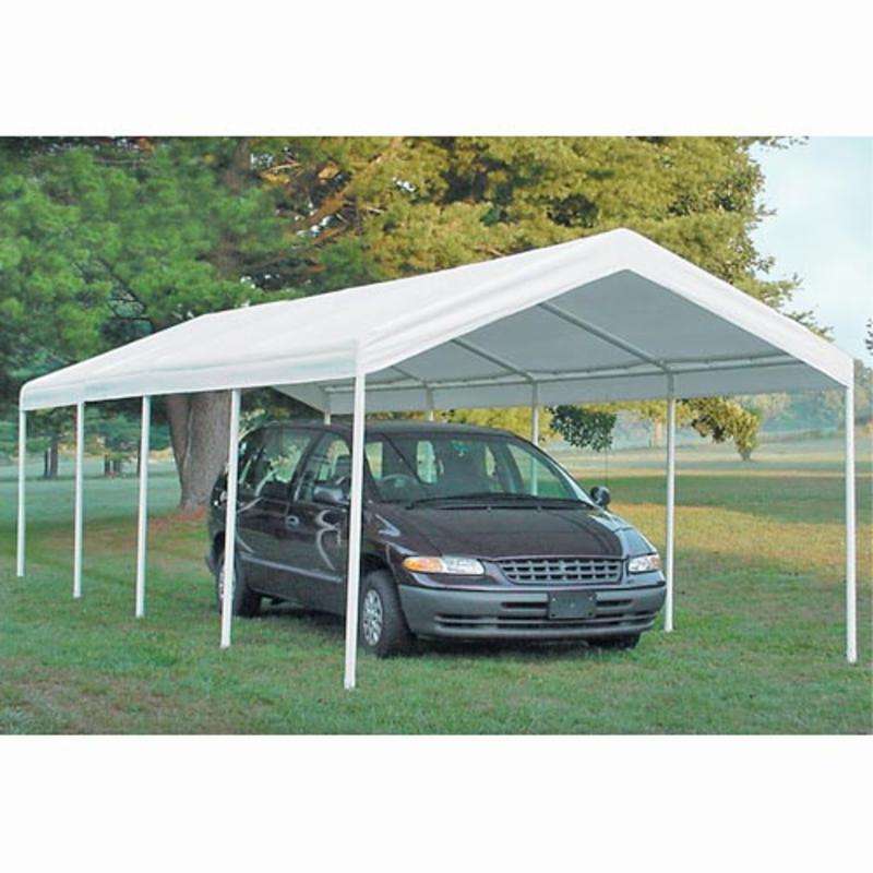 ShelterLogic 12 x 26 ft. Commercial Grade Canopy - 25770