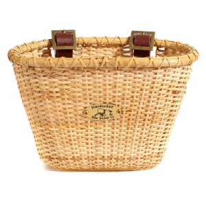 Nantucket Bike Basket Co. Lightship Child Oval Basket - Natural