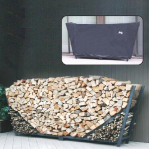 10 ft. Log Rack with Free Cover