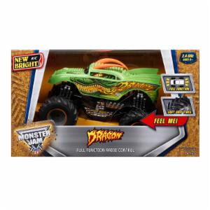 New Bright Full Function Monster Jam Dragon Remote Controlled Toy