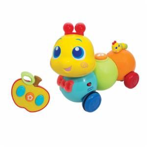 Winfun Wriggle N Giggle Caterpillar Remote Controlled Toy