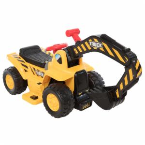 Beyond Infinity Lil Backhoe Battery Powered Riding Toy