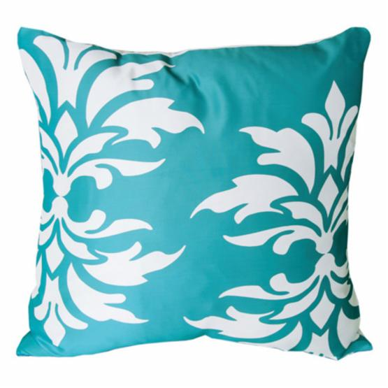 Mina Victory by Nourison Damask Decorative Throw Pillow