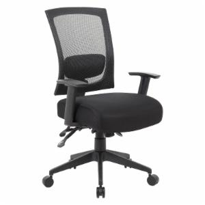 Boss Mesh Back Commercial Grade Office Task Chair with 3 Paddles
