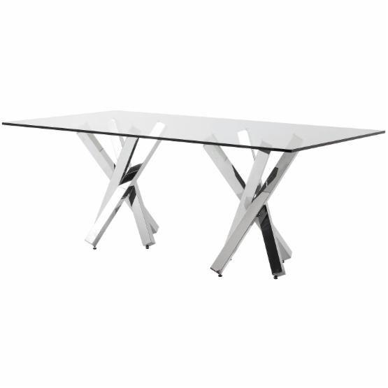 Nuevo Francois 94 in. Dining Table
