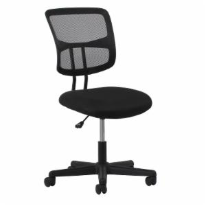 OFM Essentials Mid Back Mesh Task Chair with Swivel Control