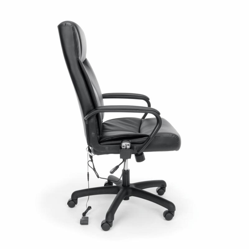 OFM Leather Massage Executive Office Chair - ESS-6015M