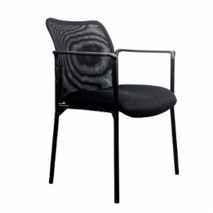OFM Stacking Upholstered Arm Chair