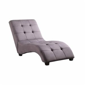 Ore International Modern Chaise Lounge