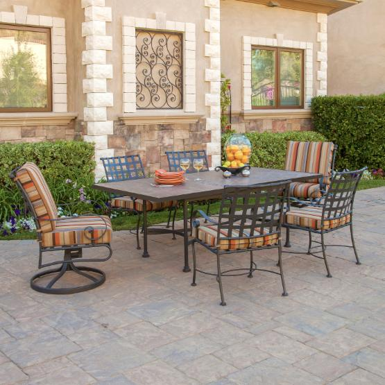 O.W. Lee Classico Patio Dining Collection