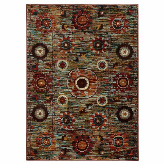 Oriental Weavers Sedona 6408K Indoor Area Rug
