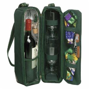 Picnic At Ascot Classic Sunset Deluxe Picnic Wine Tote